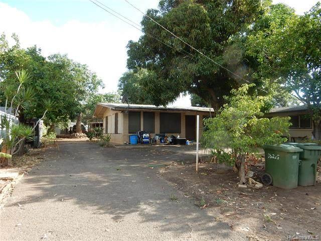 85-235 Mcarthur Street, Waianae, HI 96792 (MLS #202025348) :: Island Life Homes