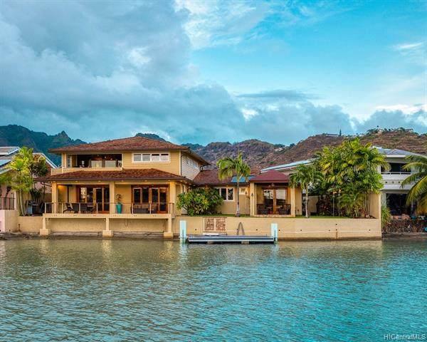 813 Kumukahi Place, Honolulu, HI 96825 (MLS #202025352) :: LUVA Real Estate