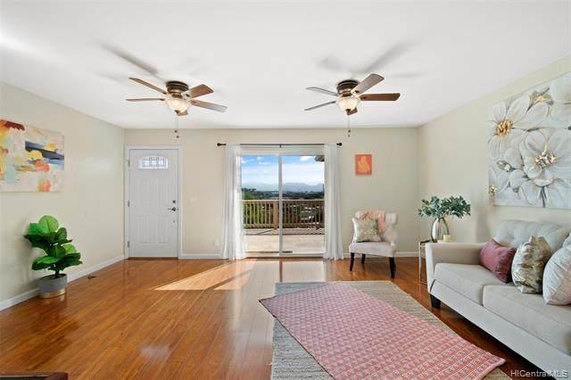 94-500 Koaleo Street A, Waipahu, HI 96797 (MLS #202025442) :: Barnes Hawaii
