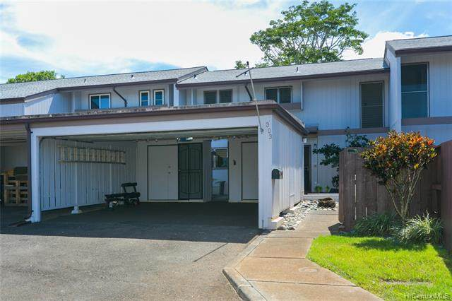 95-601 Kipapa Drive #303, Mililani, HI 96789 (MLS #202025444) :: Team Lally