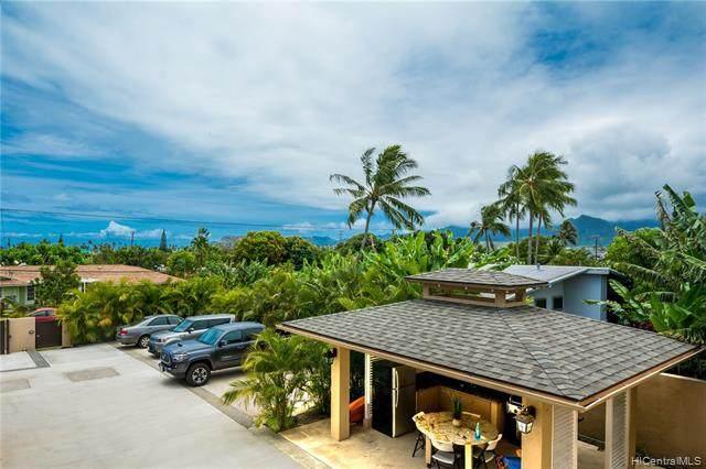 335 Ilimano Street, Kailua, HI 96734 (MLS #202025472) :: The Ihara Team