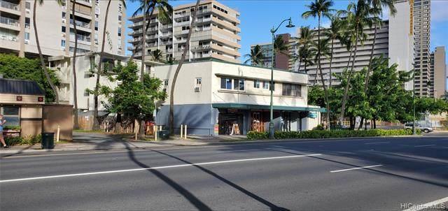 1980 Kalakaua Avenue, Honolulu, HI 96815 (MLS #202025509) :: Corcoran Pacific Properties