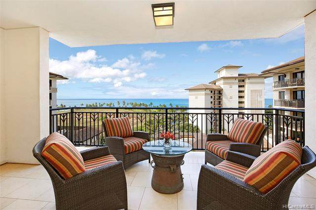 92-104 Waialii Place O-803, Kapolei, HI 96707 (MLS #202025531) :: Team Lally