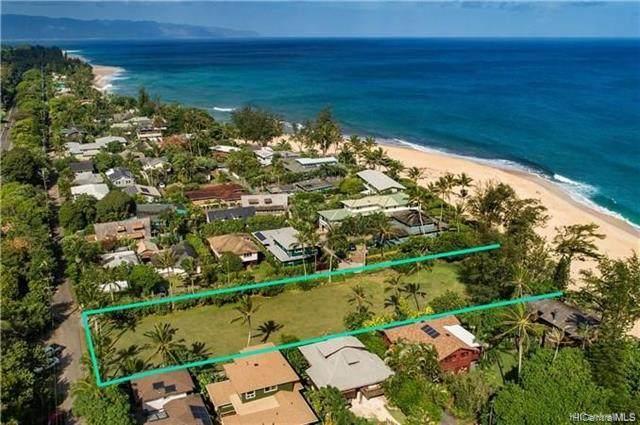 59-205 Ke Nui Road, Haleiwa, HI 96712 (MLS #202025533) :: Corcoran Pacific Properties