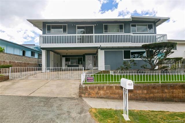 98-463 Puaalii Street, Aiea, HI 96701 (MLS #202025544) :: Corcoran Pacific Properties