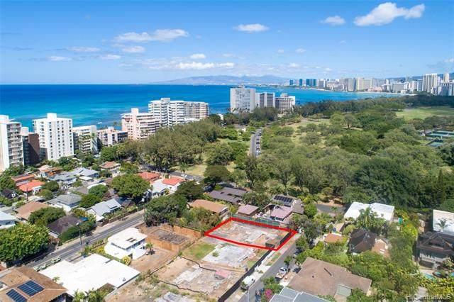 3015 Hibiscus Drive, Honolulu, HI 96815 (MLS #202025557) :: Island Life Homes