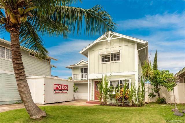 87-1114 Oheohe Street, Waianae, HI 96792 (MLS #202025566) :: Keller Williams Honolulu