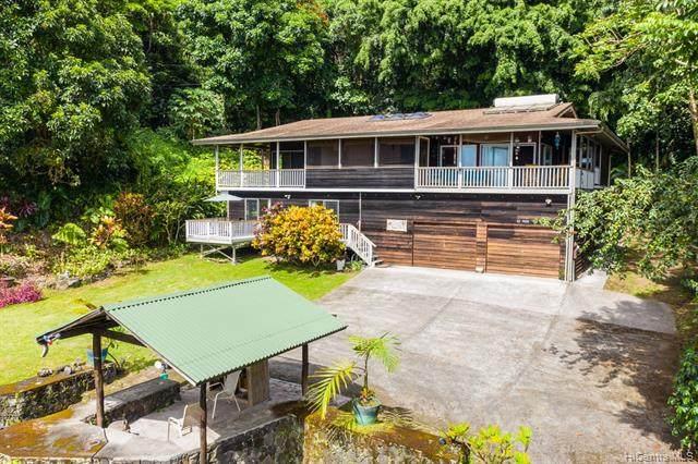 82-5826 Napoopoo Road, Captain Cook, HI 96704 (MLS #202025592) :: Island Life Homes