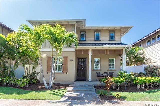 91-1026 Kaiuliuli Street, Ewa Beach, HI 96706 (MLS #202025593) :: Island Life Homes