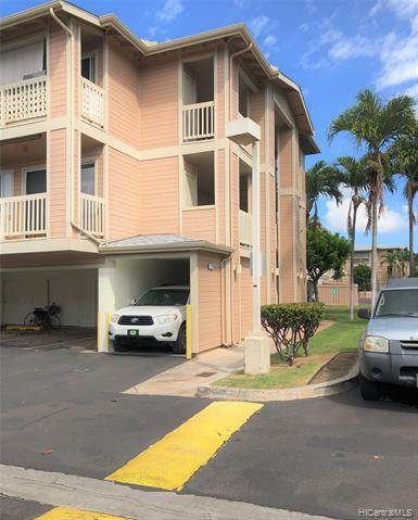 91-1205 Kaneana Street 5F, Ewa Beach, HI 96706 (MLS #202025598) :: The Ihara Team
