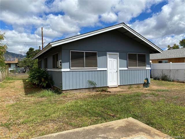 87-288E St Johns Road, Waianae, HI 96792 (MLS #202025619) :: Island Life Homes