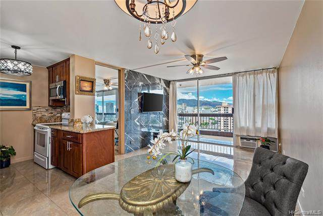 775 Kinalau Place #2103, Honolulu, HI 96813 (MLS #202025651) :: Barnes Hawaii
