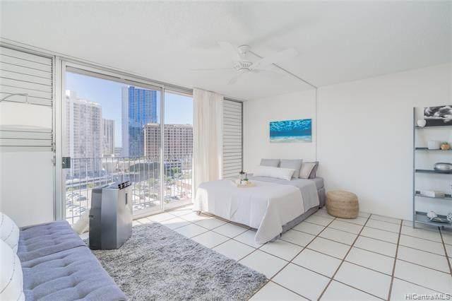 1650 Kanunu Street #1209, Honolulu, HI 96814 (MLS #202025658) :: Island Life Homes