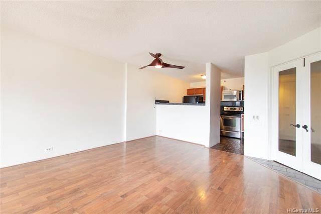 60 N Beretania Street #2410, Honolulu, HI 96817 (MLS #202026670) :: Island Life Homes