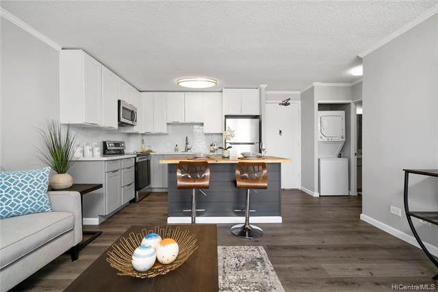 737 Olokele Avenue #1602, Honolulu, HI 96816 (MLS #202026682) :: Corcoran Pacific Properties
