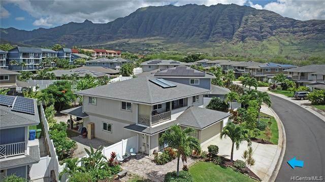 84-575 Kili Drive #55, Waianae, HI 96792 (MLS #202026690) :: Keller Williams Honolulu