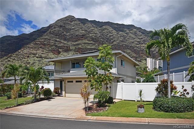 84-575 Kili Drive #55, Waianae, HI 96792 (MLS #202026693) :: Keller Williams Honolulu