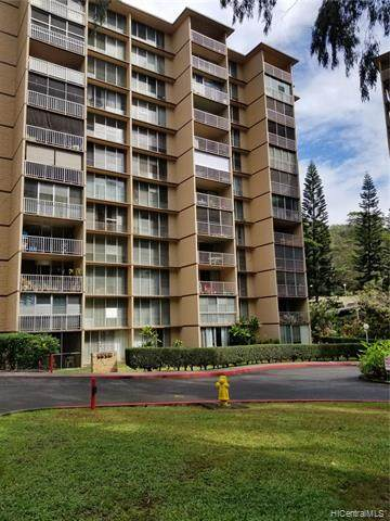 95-273 Waikalani Drive D903, Mililani, HI 96789 (MLS #202026713) :: Team Lally