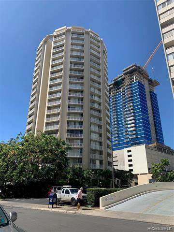 750 Amana Street #501, Honolulu, HI 96814 (MLS #202026727) :: Island Life Homes