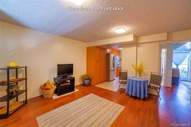 2140 10th Avenue 101A, Honolulu, HI 96816 (MLS #202026755) :: Island Life Homes