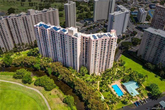 3075 Ala Poha Place #1605, Honolulu, HI 96818 (MLS #202026794) :: Island Life Homes