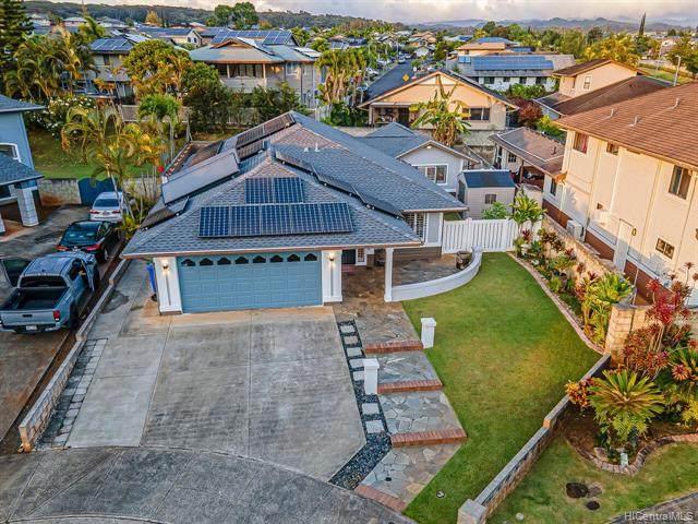 95-319 Hookowa Place, Mililani, HI 96789 (MLS #202026799) :: Barnes Hawaii