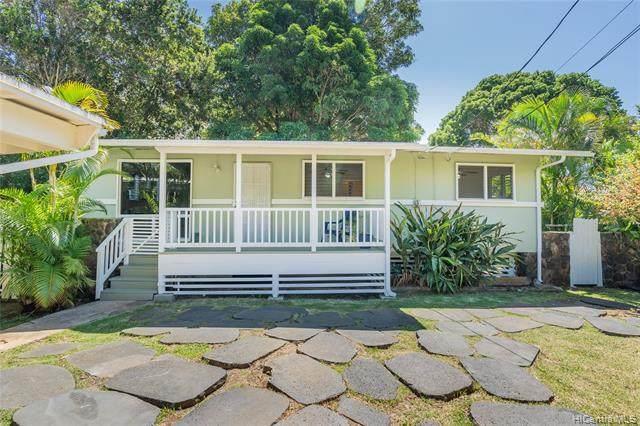 3342 Kauhana Place A, Honolulu, HI 96816 (MLS #202026801) :: Island Life Homes