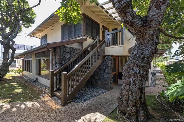 1311 Dominis Street, Honolulu, HI 96822 (MLS #202026811) :: Barnes Hawaii