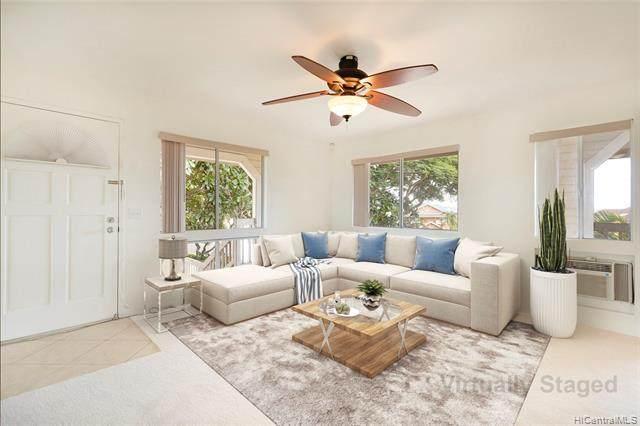 94-602 Lumiaina Street V204, Waipahu, HI 96797 (MLS #202026820) :: Corcoran Pacific Properties
