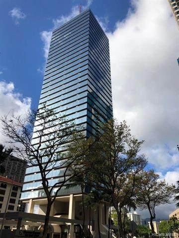 1188 Bishop Street #1110, Honolulu, HI 96813 (MLS #202026826) :: The Ihara Team