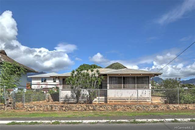 85-1020 Mill Street, Waianae, HI 96792 (MLS #202026858) :: Hawai'i Life