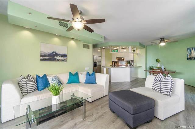 1212 Nuuanu Avenue #3301, Honolulu, HI 96817 (MLS #202026888) :: Island Life Homes