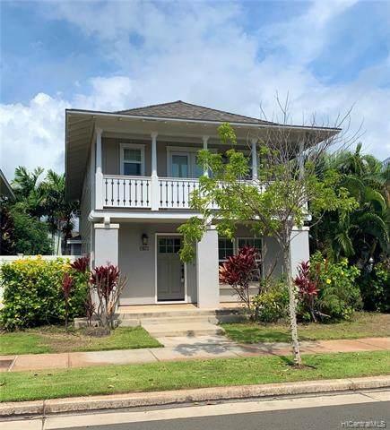 91-1120 Waipuhia Street, Ewa Beach, HI 96706 (MLS #202026892) :: Team Lally