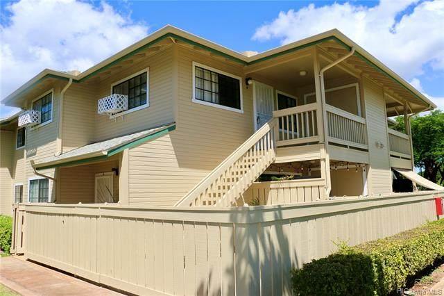 91-1034 Kaiau Avenue 9E, Kapolei, HI 96707 (MLS #202026901) :: Island Life Homes