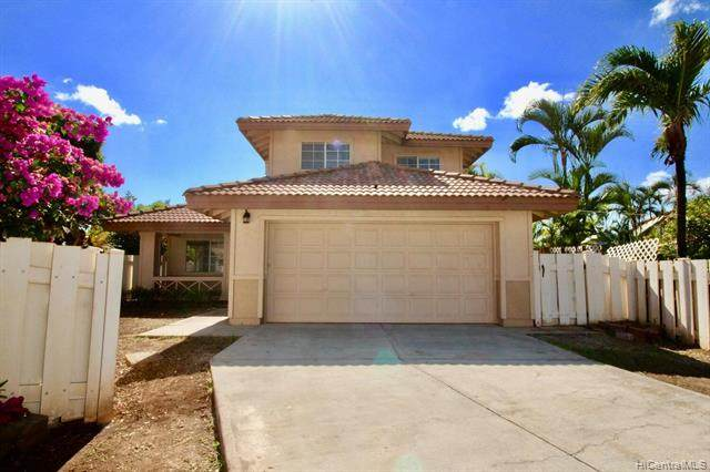 91-1046 Kanihaalilo Street, Kapolei, HI 96707 (MLS #202026910) :: The Ihara Team