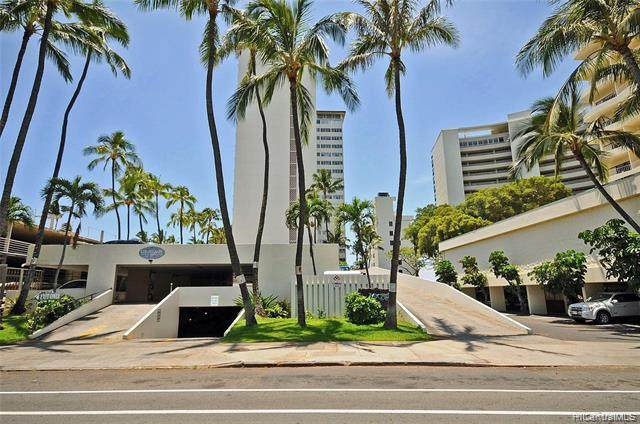 2895 Kalakaua Avenue #409, Honolulu, HI 96815 (MLS #202026913) :: Barnes Hawaii
