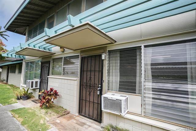 4964-3 Kilauea Avenue #27, Honolulu, HI 96816 (MLS #202026919) :: The Ihara Team