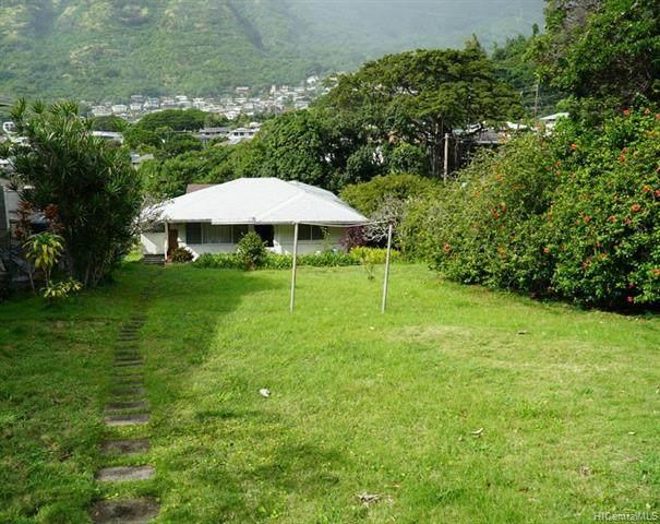 2314 Waiomao Road, Honolulu, HI 96816 (MLS #202026921) :: Island Life Homes