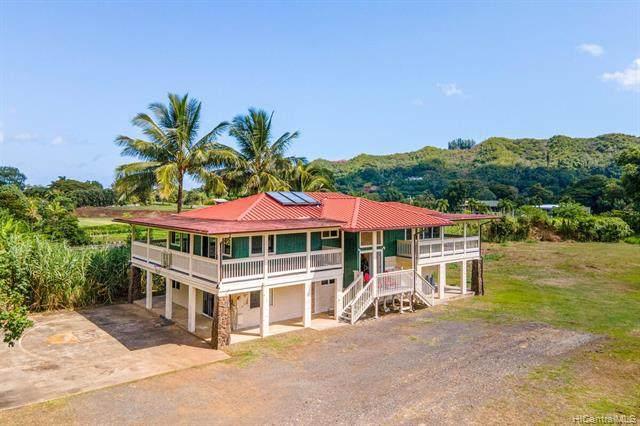 47-250 Ahaolelo Road, Kaneohe, HI 96744 (MLS #202026922) :: The Ihara Team