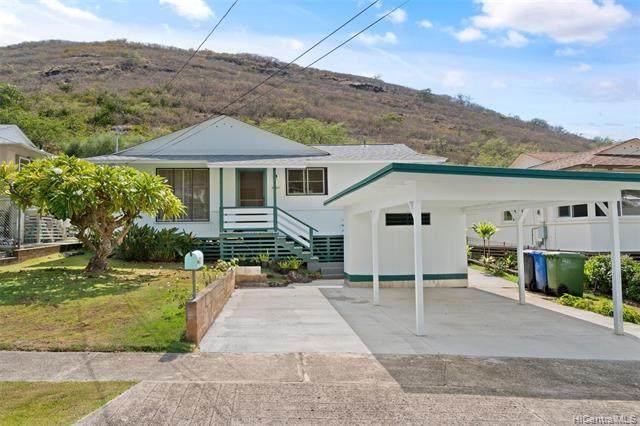1421 Ainakoa Avenue, Honolulu, HI 96821 (MLS #202026929) :: Island Life Homes