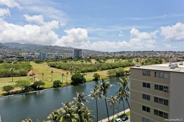 2345 Ala Wai Boulevard #1415, Honolulu, HI 96815 (MLS #202026942) :: Barnes Hawaii