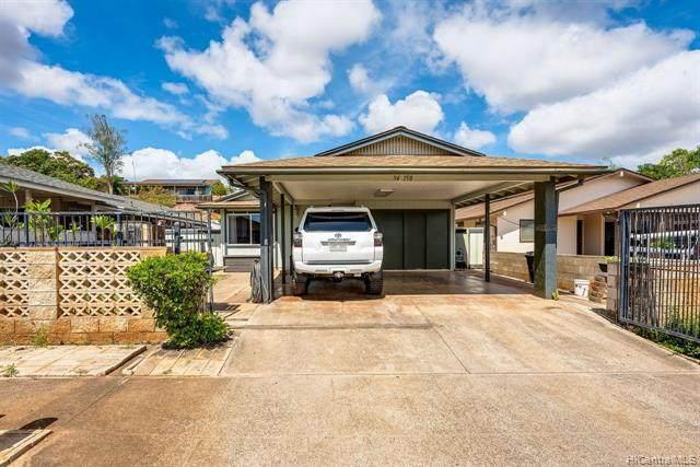 94-158 Kupuohi Place, Waipahu, HI 96797 (MLS #202026977) :: The Ihara Team