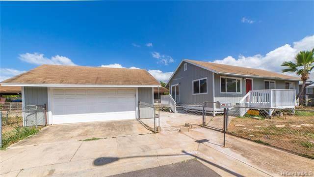 87-226 Halemaluhia Place, Waianae, HI 96792 (MLS #202027005) :: Island Life Homes