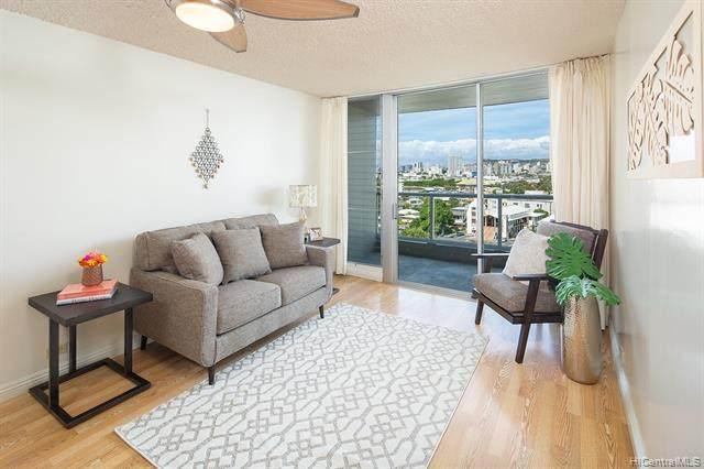 2637 Kuilei Street A105, Honolulu, HI 96826 (MLS #202027007) :: Barnes Hawaii