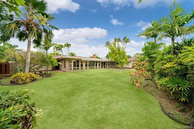839 Onaha Street, Honolulu, HI 96816 (MLS #202027010) :: Corcoran Pacific Properties