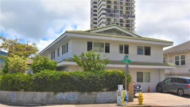 2204 Date Street, Honolulu, HI 96826 (MLS #202027040) :: Barnes Hawaii