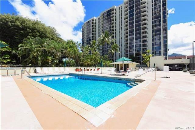 322 Aoloa Street #603, Kailua, HI 96734 (MLS #202027063) :: Keller Williams Honolulu