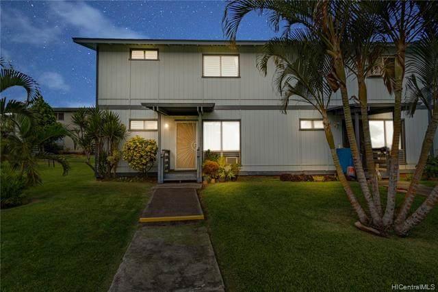98-1434 Kaahumanu Street D-42, Pearl City, HI 96782 (MLS #202027065) :: LUVA Real Estate