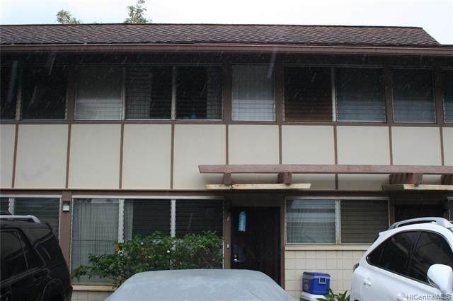 1451 Hunakai Street #2, Honolulu, HI 96816 (MLS #202027089) :: Barnes Hawaii