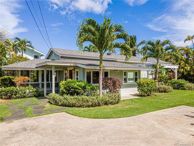 130A Mookua Street, Kailua, HI 96734 (MLS #202027145) :: Barnes Hawaii